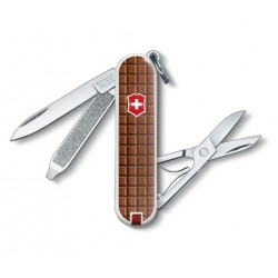 Couteau suisse Classic SD Chocolate Victorinox 58mm - 1