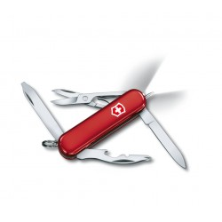 Couteau suisse Midnite Manager Rouge Victorinox 58mm - 1