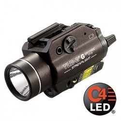 Lampe tactique Streamlight TLR-2 G - Led blanche et Laser vert - 1