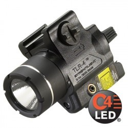 Lampe tactique Streamlight TLR-4 - Led blanche et Laser rouge - 1