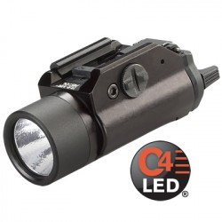 Lampe tactique Streamlight TLR-VIR for Pistols - Led blanche et Laser infrarouge - 1