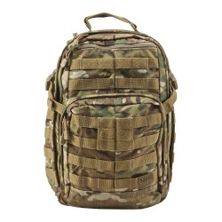 Sac à dos tactique RUSH12 Camo de 5.11 Tactical