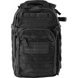 Sac à dos All Hazards Prime Noir de 5.11 Tactical - 1