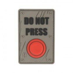 Morale Patch Do Not Press de Maxpedition
