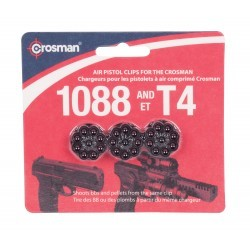Barillet à billes /plombs pour Airgun 1088 & T4 - Crosman - 2