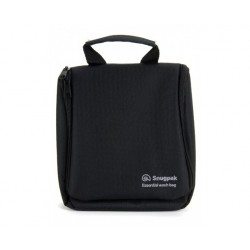 Trousse de toilette Essential Washbag noire Snugpak - 1