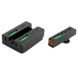 Hausse et Guidon Truglo TFX Walther CCP Set Pro ORN