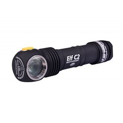 Lampe Multi-Usages Armytek Elf C2 Micro USB (Warm) - 2