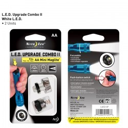 Kit transformation lampe LED mini Maglite Nite Ize - 2