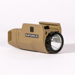 Lampe Tactique APLc Compact Marron INFORCE - 2