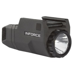 Lampe Tactique APLc Compact Glock Noir INFORCE - 1
