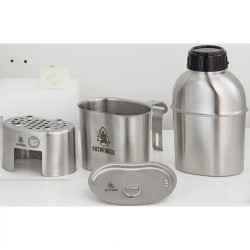 Kit gourde et cantine Canteen Cooking Set PATHFINDER - 1