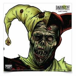Cible de tirs Zombie 30x30cm Birchwood-Casey pack de 5 cibles - 1