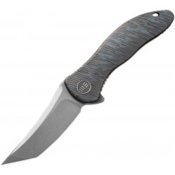 Couteau Synergy2 912F WE KNIFE lame lisse 8.86cm - 1