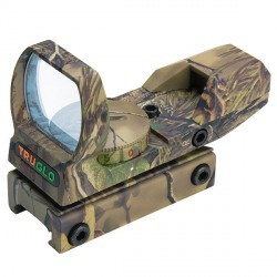 Viseur Point Rouge TRUGLO Dual Color Open Camo