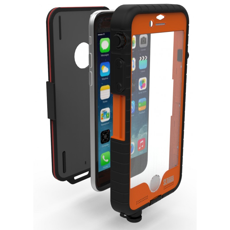 coque iphone 6 6s etanche et antichocs sltough6 conditions extremes. Black Bedroom Furniture Sets. Home Design Ideas