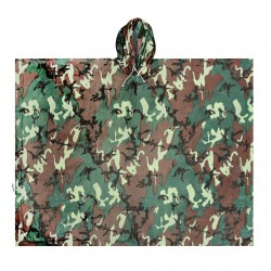 Poncho Adulte Camouflage UST - 1